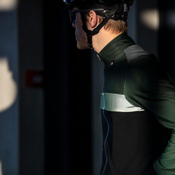 BIORACER CHAQUETA TEMPEST OLIVE - Lastra Team Bikes
