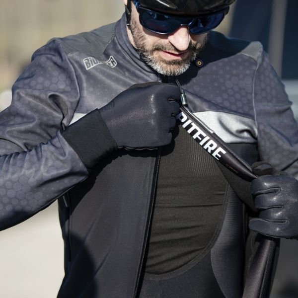 BIORACER CHAQUETA TEMPEST PROTECT CAMO DOT QATAR - Lastra Team Bikes