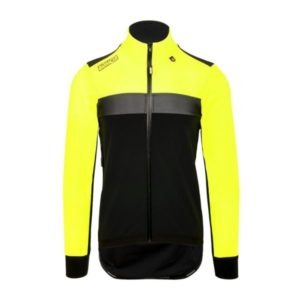 BIORACER CHAQUETA TEMPEST PROTECT FLUO YELLOW - Lastra Team Bikes