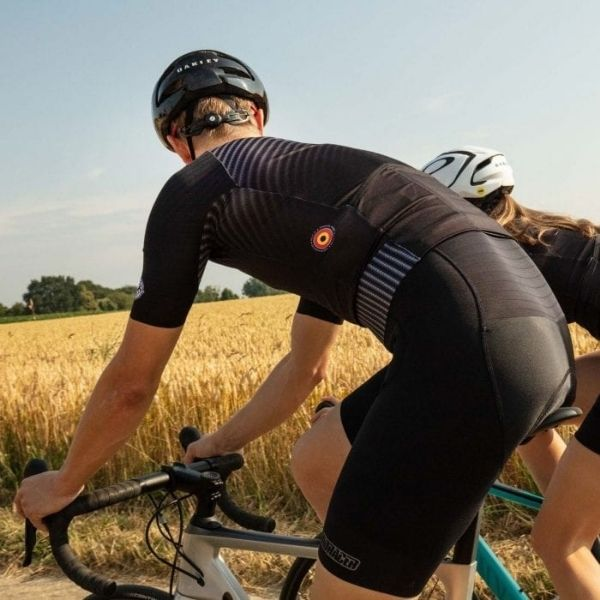 BIORACER MAILLOT EPIC KARBON KING BLACK - Lastra Team Bikes
