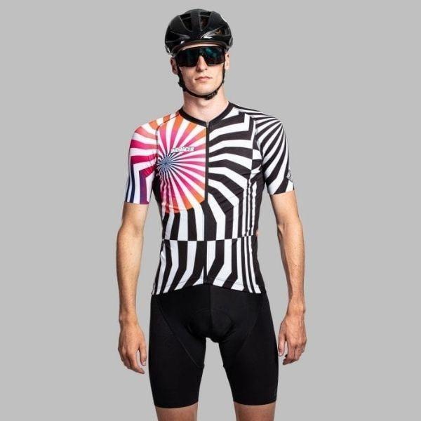 BIORACER MAILLOT MC SPITFIRE DAZZLE SPIDER - Lastra Team Bikes