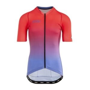 BIORACER MAILLOT SPITFIRE JUPITER SUNSET RED - Lastra Team Bikes
