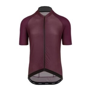 BIORACER MAILLOT SPRINTER COLDBLACK LIGHT BORDEAUX - Lastra Team Bikes