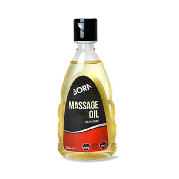 Crema Born Massage Oil - Lastra Team Bikes