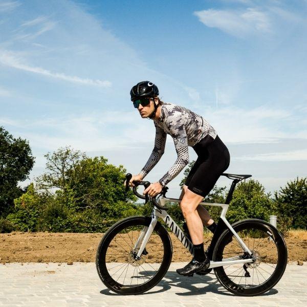MAILLOT EPIC CAMO DOT QATAR - Lastra Team Bikes