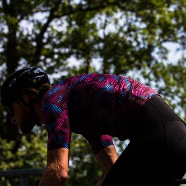 BIORACER MAILLOT EPIC CAMO21 BORDEAUX - Lastra Team Bikes