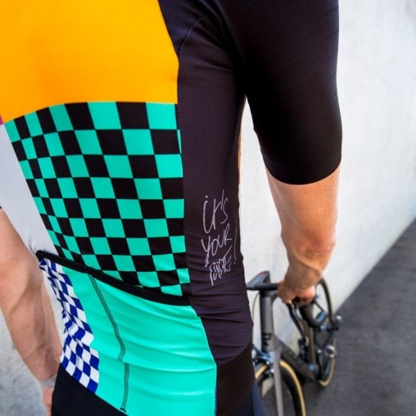 BIORACER MAILLOT EPIC EXPO 58 BLACK - Lastra Team Bikes
