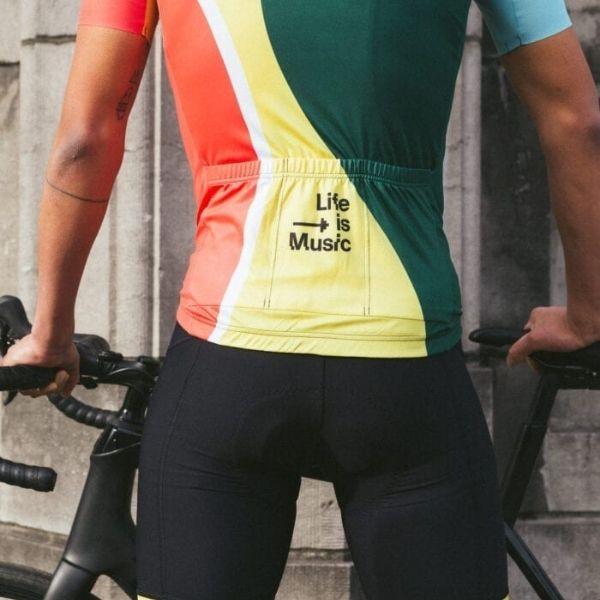 BIORACER MAILLOT STUBRU BY EVA DE ROO JERSEY MEN - Lastra Team Bikes
