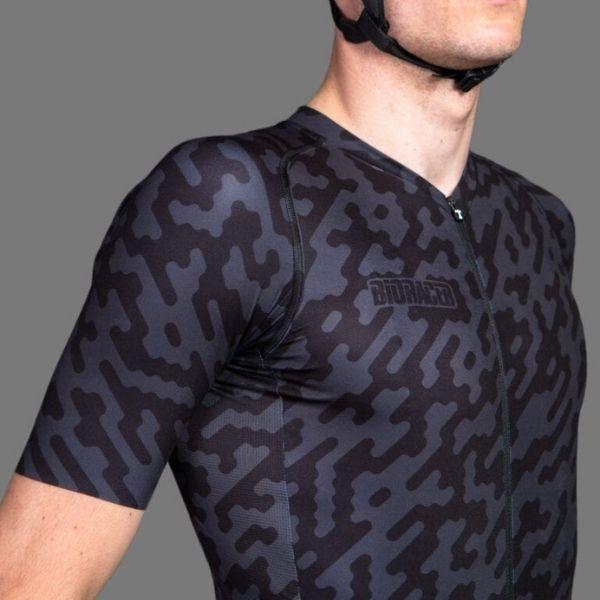 BIORACER MAILLOT SPITFIRE BLACK NOISE - Lastra Team Bikes