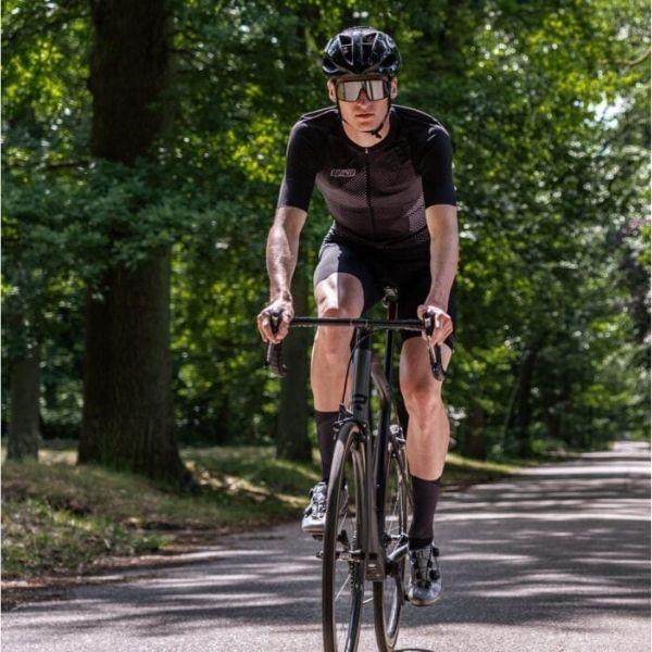 BIORACER MAILLOT SPITFIRE BLITZZ BLACK - Lastra Team Bikes