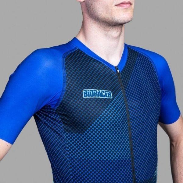 BIORACER MAILLOT SPITFIRE BLITZZ BLUE - Lastra Team Bikes