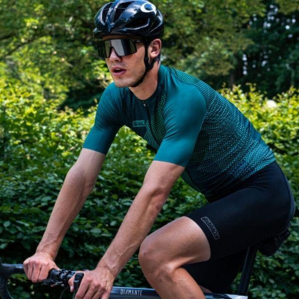 BIORACER MAILLOT SPITFIRE BLITZZ GREEN - Lastra Team Bikes