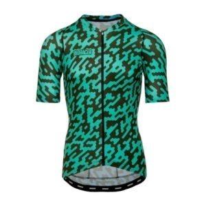 BIORACER MAILLOT SPITFIRE GREEN NOISE - Lastra Team Bikes