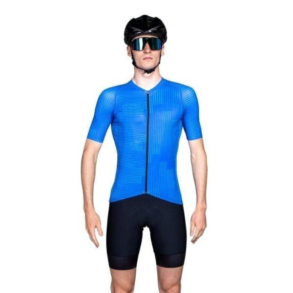BIORACER MAILLOT SPITFIRE WARP BLUE - Lastra Team Bikes