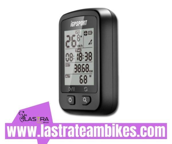 NAVEGADOR GPS iGS20E - Lastra Team Bikes