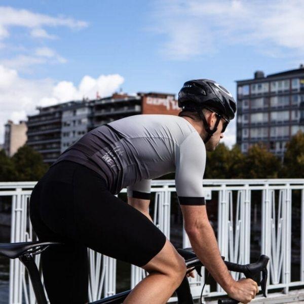 BIORACER MAILLOT METALIX GRADIANT GREY - Lastra Team Bikes