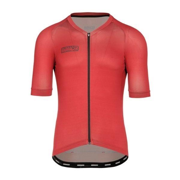 BIORACER MAILLOT METALIX RED - Lastra Team Bikes