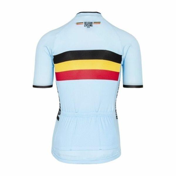 BIORACER MAILLOT BELGIUM - Lastra Team Bikes