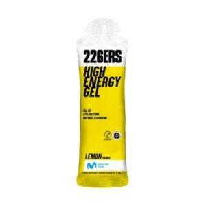 GEL 226ERS HIGH ENERGY 60ML Lemon - Lastra Team Bikes